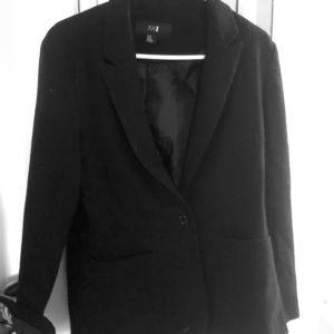Black classic blazer